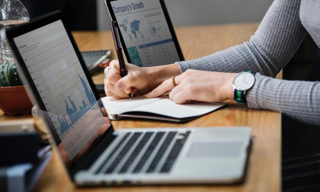 Blaze Digital's services include marketing consultiation